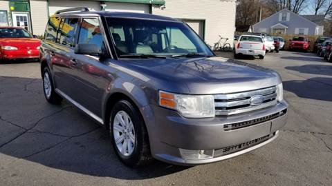 2010 Ford Flex for sale at Capitol Auto Sales in Lansing MI