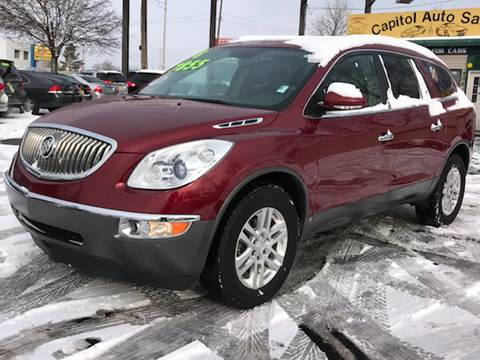 2008 Buick Enclave for sale at Capitol Auto Sales in Lansing MI