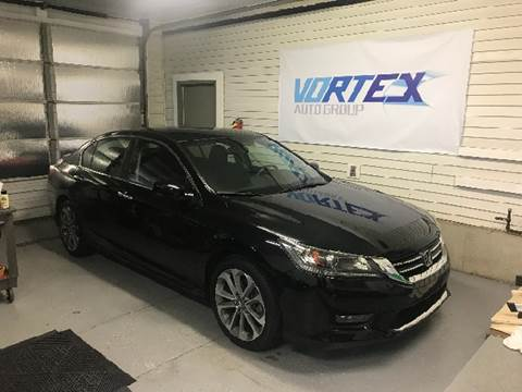 2015 Honda Accord for sale at Capitol Auto Sales in Lansing MI