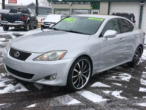 2006 Lexus IS 250 for sale at Capitol Auto Sales in Lansing MI