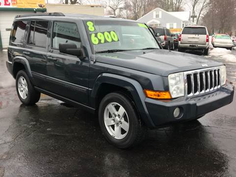 2008 Jeep Commander for sale at Capitol Auto Sales in Lansing MI