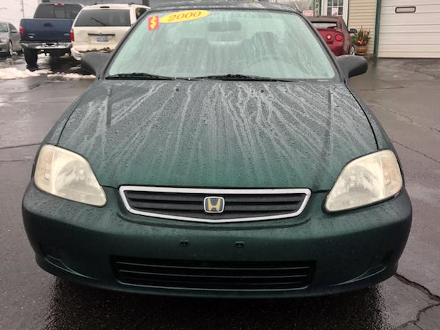 1999 Honda Civic Dx 2dr Coupe In Lansing Mi Capitol Auto Sales
