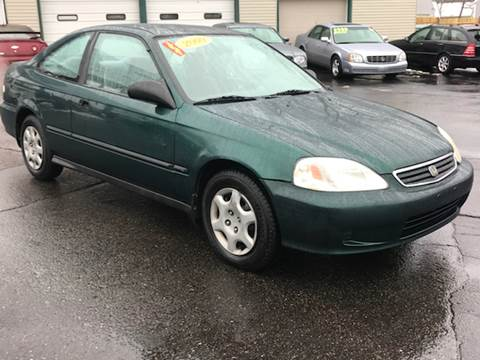 1999 Honda Civic for sale at Capitol Auto Sales in Lansing MI