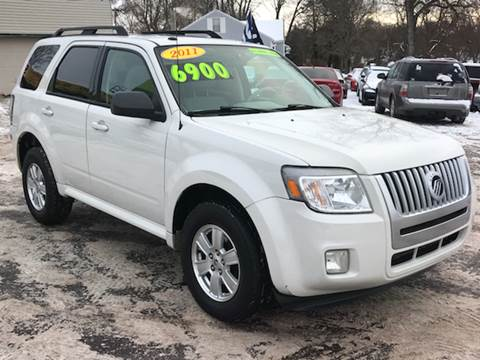 2011 Mercury Mariner for sale at Capitol Auto Sales in Lansing MI