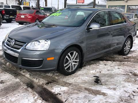 2006 Volkswagen Jetta for sale at Capitol Auto Sales in Lansing MI