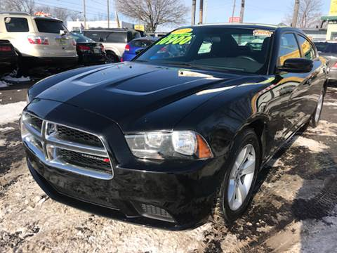 2013 Dodge Charger for sale at Capitol Auto Sales in Lansing MI