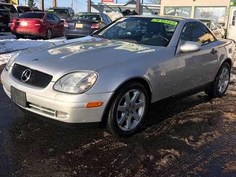1998 Mercedes-Benz SLK for sale at Capitol Auto Sales in Lansing MI