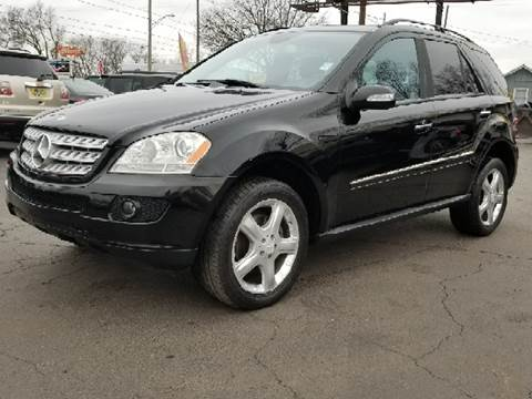 2008 Mercedes-Benz M-Class for sale at Capitol Auto Sales in Lansing MI