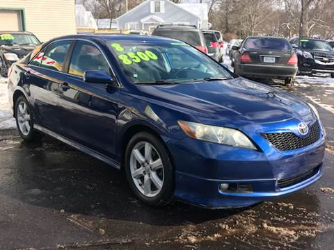 2008 Toyota Camry for sale at Capitol Auto Sales in Lansing MI