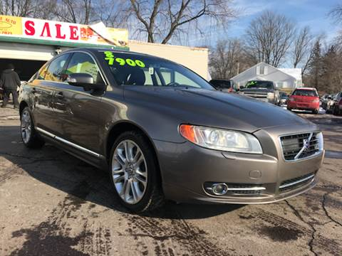 2008 Volvo S80 for sale at Capitol Auto Sales in Lansing MI