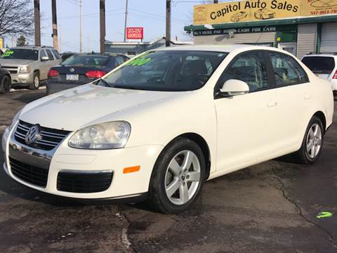 2008 Volkswagen Jetta for sale at Capitol Auto Sales in Lansing MI
