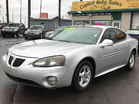 2005 Pontiac Grand Prix for sale at Capitol Auto Sales in Lansing MI