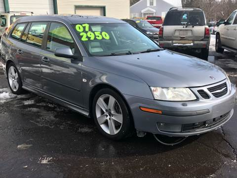 2007 Saab 9-3 for sale at Capitol Auto Sales in Lansing MI