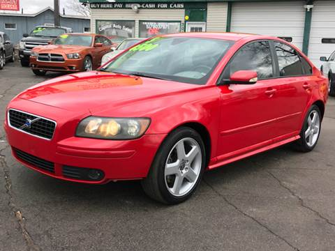 2005 Volvo S40 for sale at Capitol Auto Sales in Lansing MI