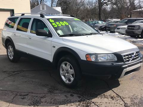 2006 Volvo XC70 for sale at Capitol Auto Sales in Lansing MI