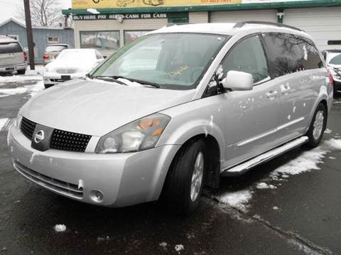 2004 Nissan Quest for sale at Capitol Auto Sales in Lansing MI