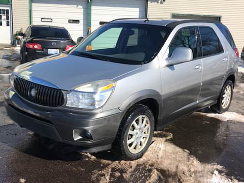 2005 Buick Rendezvous for sale at Capitol Auto Sales in Lansing MI