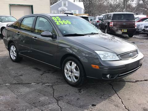 2005 Ford Focus for sale at Capitol Auto Sales in Lansing MI