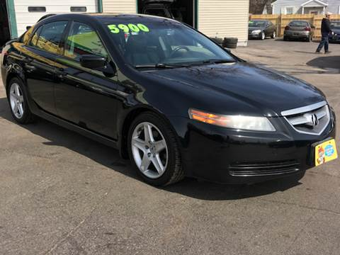 2006 Acura TL for sale at Capitol Auto Sales in Lansing MI