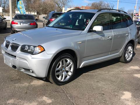 2006 BMW X3 for sale at Capitol Auto Sales in Lansing MI