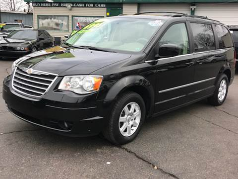 2010 Chrysler Town and Country for sale at Capitol Auto Sales in Lansing MI