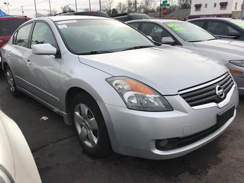 2008 Nissan Altima for sale at Capitol Auto Sales in Lansing MI