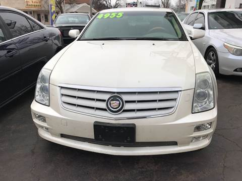 2005 Cadillac STS for sale at Capitol Auto Sales in Lansing MI
