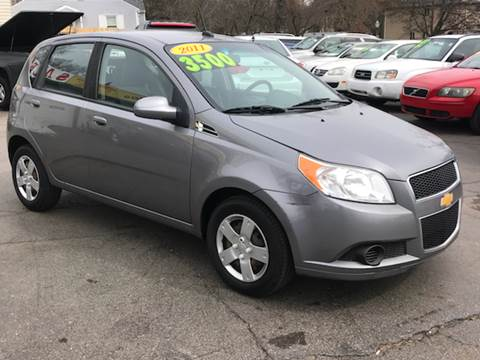 2011 Chevrolet Aveo for sale at Capitol Auto Sales in Lansing MI