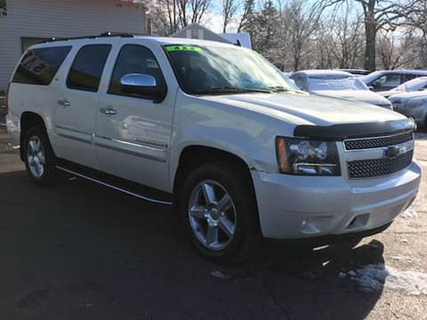 2008 Chevrolet Suburban for sale at Capitol Auto Sales in Lansing MI