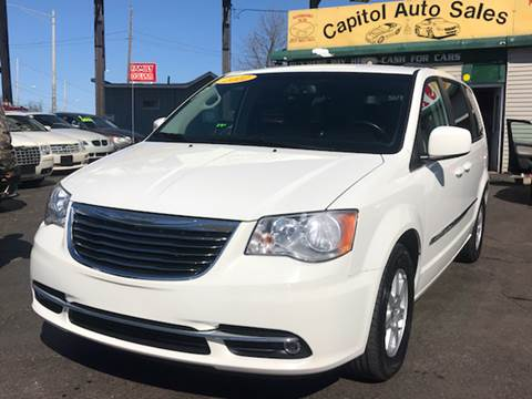 2012 Chrysler Town and Country for sale at Capitol Auto Sales in Lansing MI