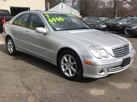 2007 Mercedes-Benz C-Class for sale at Capitol Auto Sales in Lansing MI