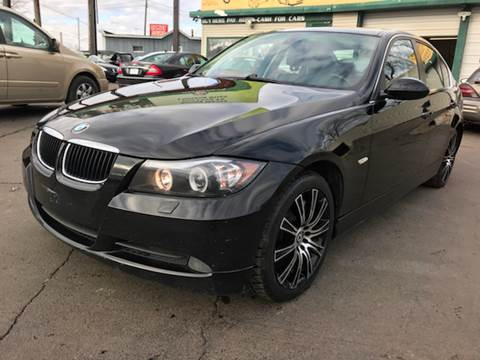 2008 BMW 3 Series for sale at Capitol Auto Sales in Lansing MI