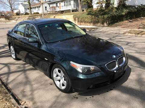 2007 BMW 5 Series for sale at Capitol Auto Sales in Lansing MI