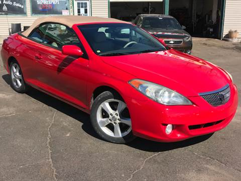 2005 Toyota Camry Solara for sale at Capitol Auto Sales in Lansing MI