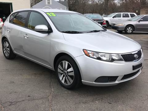 2013 Kia Forte5 for sale at Capitol Auto Sales in Lansing MI