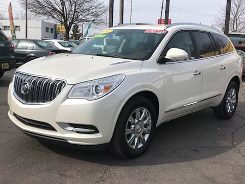 2014 Buick Enclave for sale at Capitol Auto Sales in Lansing MI