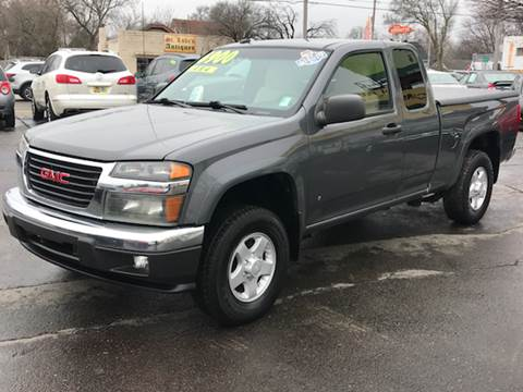 2008 GMC Canyon for sale at Capitol Auto Sales in Lansing MI