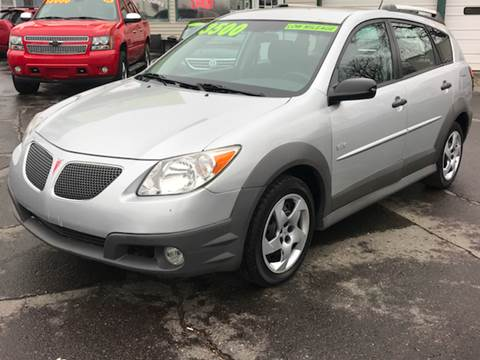 2005 Pontiac Vibe for sale at Capitol Auto Sales in Lansing MI
