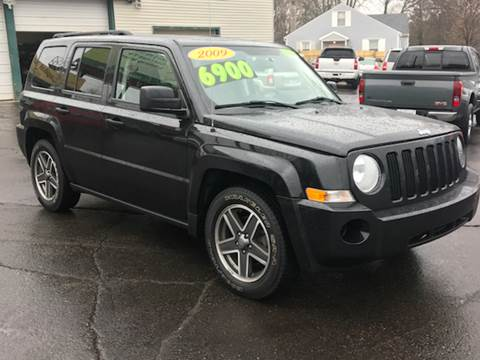 2009 Jeep Patriot for sale at Capitol Auto Sales in Lansing MI