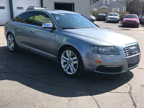 2008 Audi S6 for sale at Capitol Auto Sales in Lansing MI
