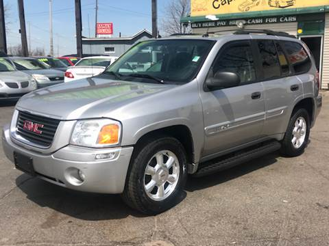 2005 GMC Envoy for sale at Capitol Auto Sales in Lansing MI