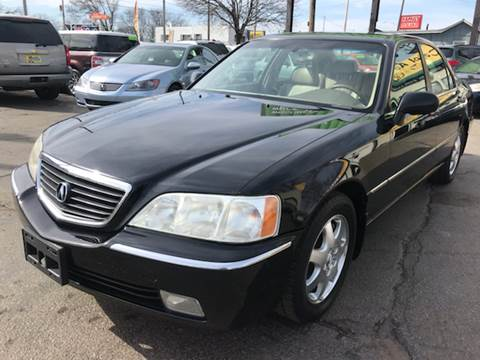 2002 Acura RL for sale at Capitol Auto Sales in Lansing MI