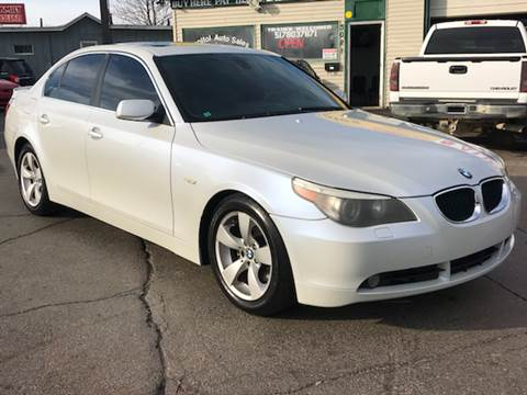 2004 BMW 5 Series for sale at Capitol Auto Sales in Lansing MI