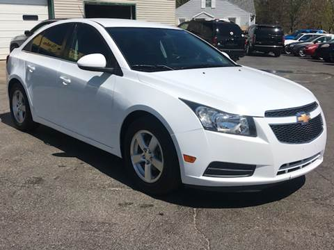 2013 Chevrolet Cruze for sale at Capitol Auto Sales in Lansing MI