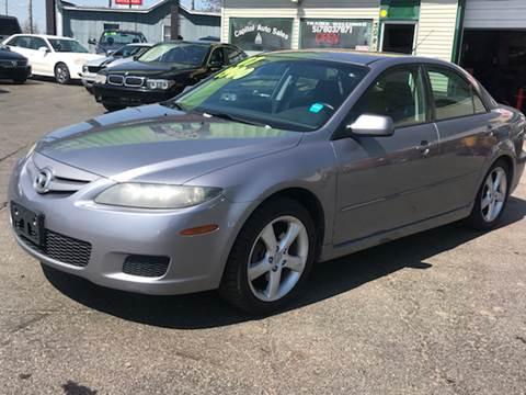 2007 Mazda MAZDA6 for sale at Capitol Auto Sales in Lansing MI