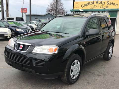 2006 Saturn Vue for sale at Capitol Auto Sales in Lansing MI