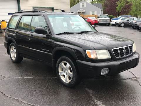 2002 Subaru Forester for sale at Capitol Auto Sales in Lansing MI