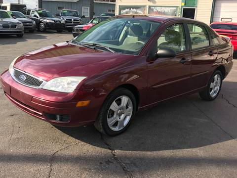 2006 Ford Focus for sale at Capitol Auto Sales in Lansing MI