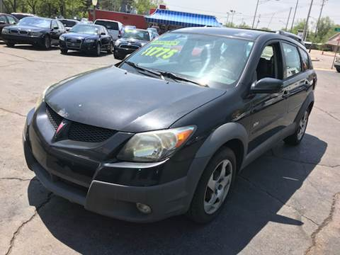 2003 Pontiac Vibe for sale at Capitol Auto Sales in Lansing MI