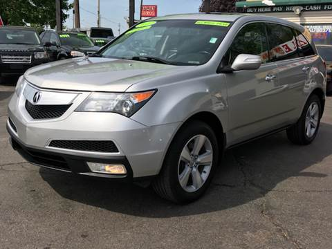 2010 Acura MDX for sale at Capitol Auto Sales in Lansing MI